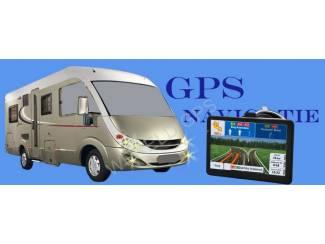 """7"""" inch breedbeeld GPS Navigatie voor CAMPER"""