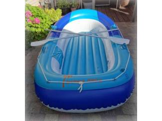 Rubberboten 4 pers. rubberboot Inshore 290 ll Is een vakantie een paar keer g