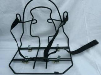 Fietsaccessoires | Tassen en Buggydragers Steco Monkey Mee drager zwart  Gekocht maar nooit gebruikt  Deze