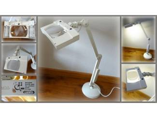 Glamox LUXO Loeplamp Wave Plus 2 x 7 W Vergrotingsfactor: 1,9 x -