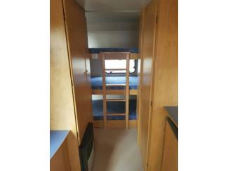 Caravans | Caravelair Caravelair Antaris Luxe 446 bj'03 Uniek in NL 3 X STAPELBED.