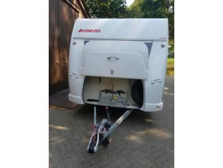 Caravans | Dethleffs Dethleffs Camper 4.30 DB Bj'01 Z.G.O.H. 2 tafel model.