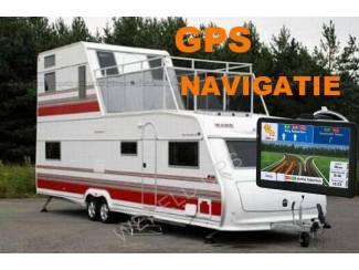 """7"""" inch breedbeeld GPS Navigatie voor CARAVAN"""