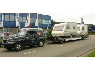Wij hebben weer Diverse Goedkope caravans in de Aanbieding