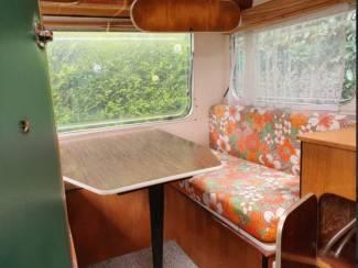 Super Leuke Retro De Roeck Caravan