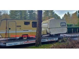 Caravans | Overige Merken Diverse Goedkope caravans Super Koopje