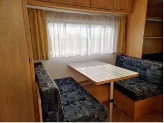 Caravans | Burstner BÜRSTNER FUN 400 TS Bj '00 Z.G.O.H. Vast Bed Treinzit